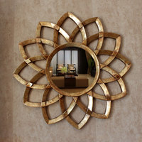 vintage home decor customized modern mirror