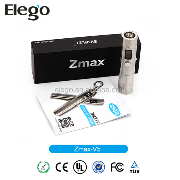 Really hot !!! VV/VW Mechanical MOD sigelei zmax v5 kit