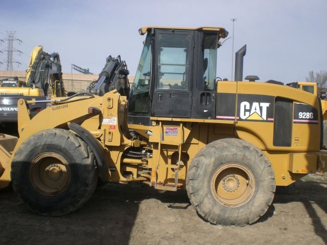 Wheel Loader CAT 2004 928G