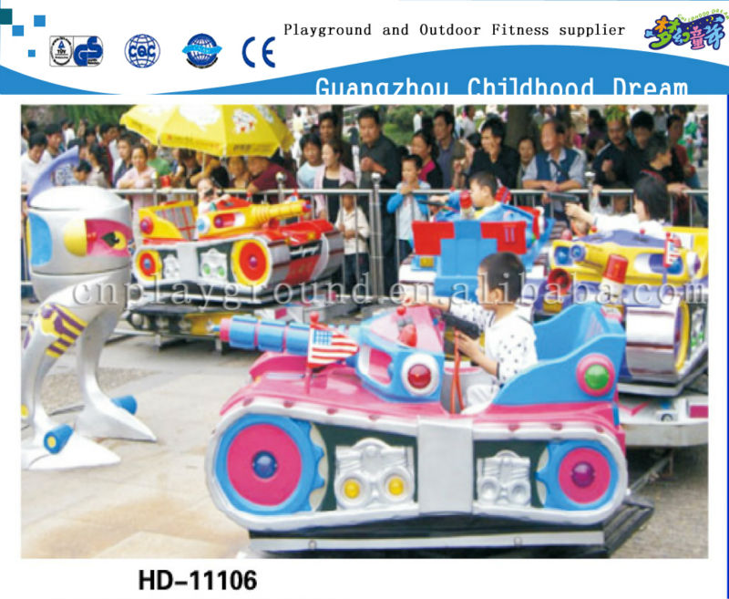 (HD-11106)Fiberglass Electronic Car electronic plays for kids cars