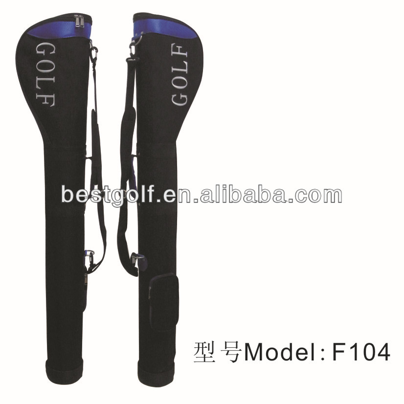 F104 golf club bag \ golf products,Golf gun bag