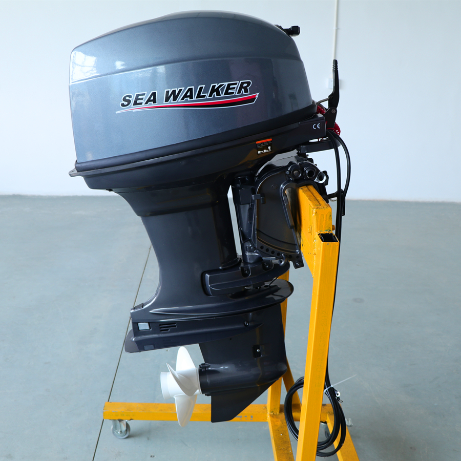 E40X Series 2 stroke 40HP Long Shaft Outboard motor Marine Engine with CE