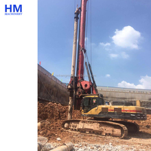 China Second Hand Drilling Machine Used Sany SR250 Rotary Drilling Rig for Sale