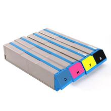 Color Toner Cartridge 45536432 45536431 45536430 45536429 compatible for OKI C911 C931 C941 printer