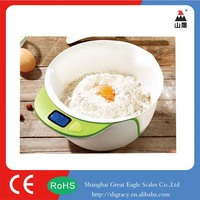 Best selling mini digital kitchen scale /kitchen scale with detachable bowl