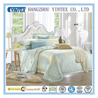 China Supplier Latest Polyester Fabric 4 Pieces Bed Sheet /Bedding Sets