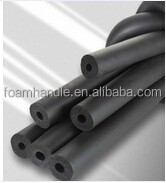 Manufacturers professional curved flexible color foam pipe tube cover for machine