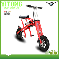 2015 New min Folding Electric Bicycle with Aluminum Alloy Frame