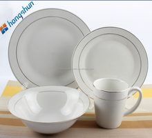 ggk airline chinaware airline crockery