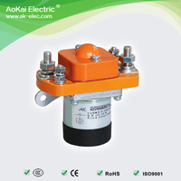 New energy automobile AZJ100D MZJ100A DC Contactor Used for electric Vehicles DC contactor