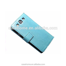 PU Leather Case Cover Wallet Flip For Samsung Galaxy S3 i9300, Fancy flip cover case for Samsung i9300 for galaxy s3