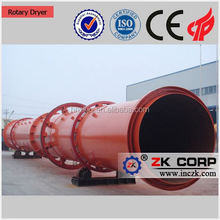 Mining coal dryer equipment