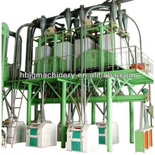 Maize Processing Plant,Flour Mill Plant With Low Price