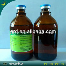 High Quality Oxytetracycline HCL injection10% Solution 500ml,250ml,100ml,50ml