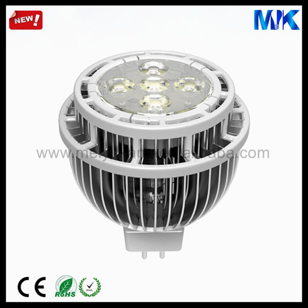 Innovative design dimmable led puck light GX53