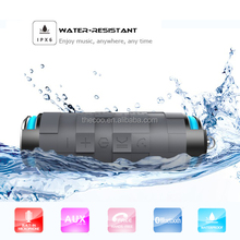 China high quality motorcycle portable bluetooth speaker, waterproof speaker amplifier