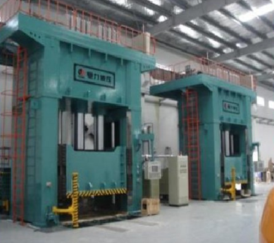 SMC BMC compression moulding 1000T