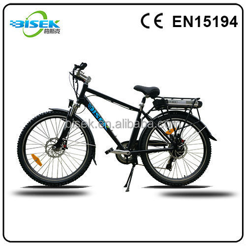 electric bicycle step through with lcd display DIY