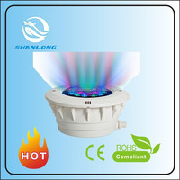 Alibaba Express New product 300w par56 led replacement 12V 24W Floating led pool light IP68 PAR56 led Swimming Pool Lights