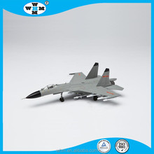 J-11 fighter jet metal diecast model plane