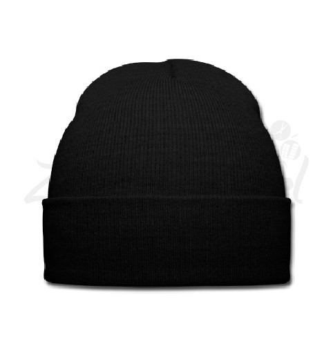 Custom plain beanie cheap knitted beanie