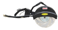Stanely 355mm gas powered cut off saw top quality concrete cut off saw for sale