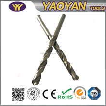 HSS twist drill bits stainless steel drilling metal drill bit for iron