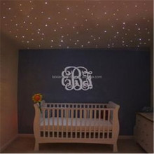 interior decorator wall lighting kids lighting factories making the hot selling fiber starry chandelier