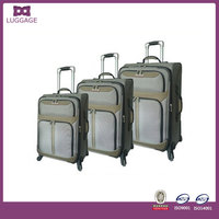 3PCS Travel Trolley Luggage and Travelmate Luggage