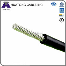 factory price Aerial Bundled Cable ABC overhead cable aluminum wire ASTM, BS, NFC, IEC, DIN Standard