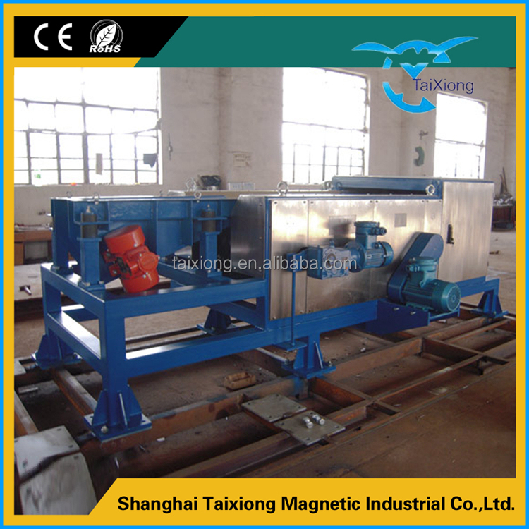 Short time delivery good reputation high performance eddy current separator