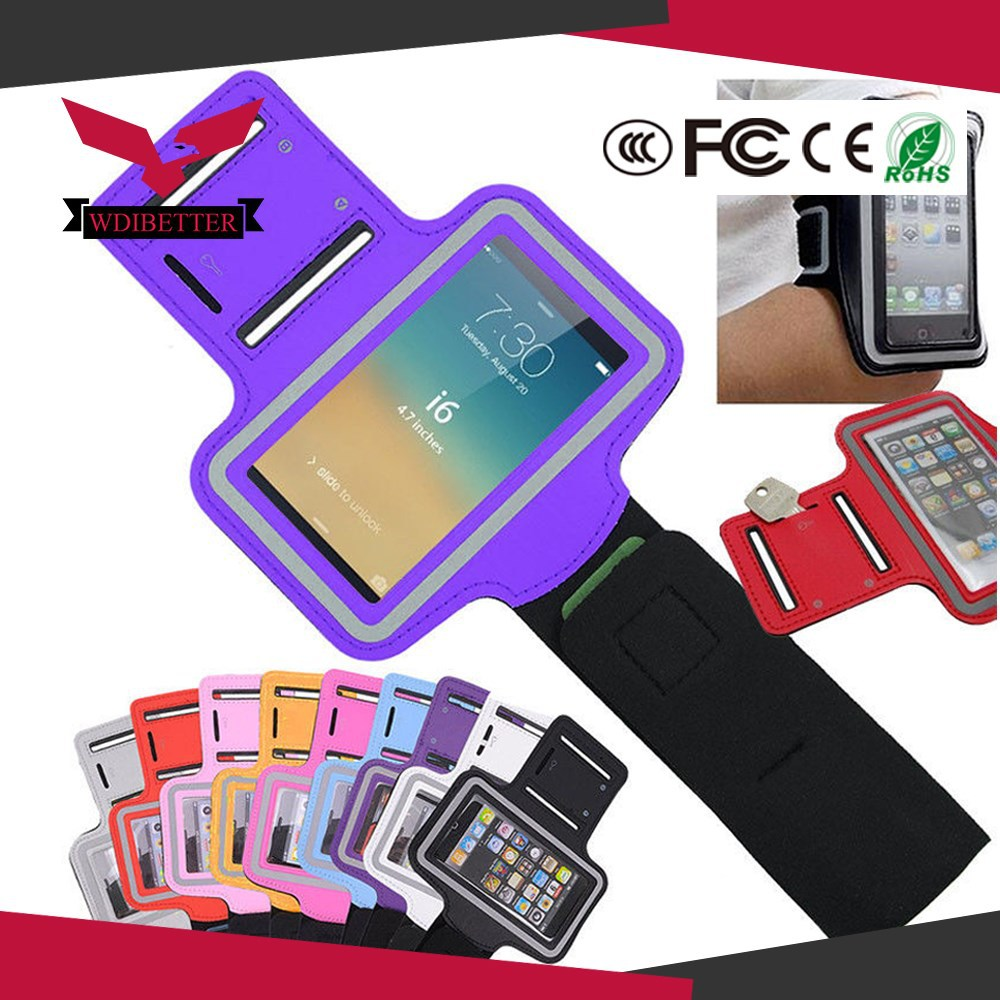For Iphone 5 5S Sports Armband Case Exercise Running Arm Holder Case Band For Your Phone