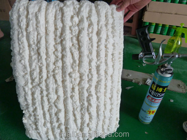 750ml Pu Foam,Polyurethane Spray Foam