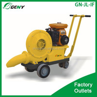 wind force cleaning and blowing machine for the road surface