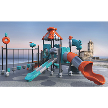 Ocean Series Funny Special Kids Play Outdoor Playground Equipment School LLDPE Material