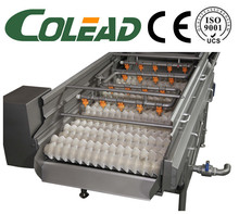 SUS 304 stainless steel vegetable brush washer/brush cleaning machine for fruit from COELAD