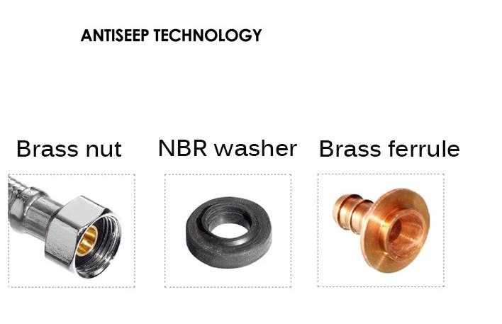 Metal wc hose brass flexible bidet toilet buy