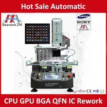 Logic Board Repair Machine Automatic BGA Rework Station ZM-R720 for Macbook Vigeo Games GPU CPU Replacement