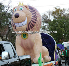 2013 hot inflatable lion for advertising & parade