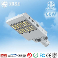 Aluminium high power led street lights 20w 30w 40w 50w 60w 70w led street lights