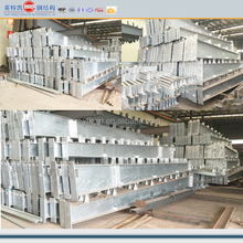 prefabricated galvanized steel factory building