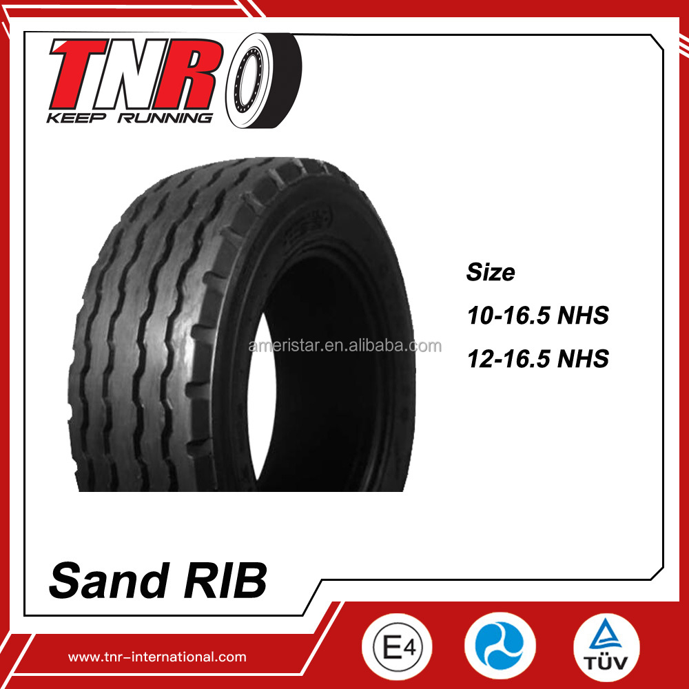China top ten selling products otr bias tire industrial vehicle tire 12-16.5 NHS