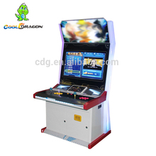 Street Game Arcade Machine / Two Players Fighting Game Machine for sale