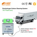diesel gasoline hho machines remove engine carbon machine