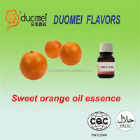 Halal Sweet Orange Oil Food Grade