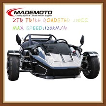 China Supplier ZTR Trike Roadster 250cc / Reverse Trike Motorcycle