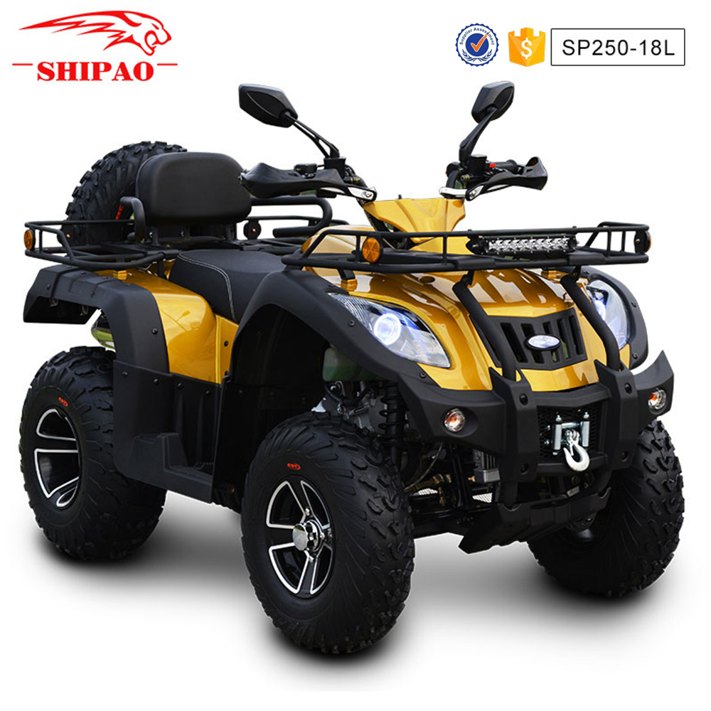 SP250-18 Shipao double arm shock hensim atv