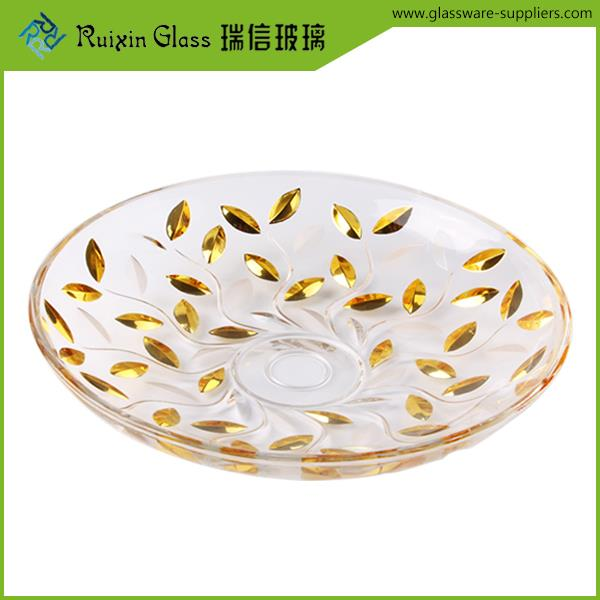 2016 popular maple leaf fruit plate,deocrative plates for sale