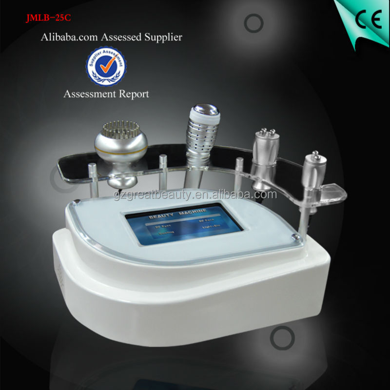 2015 Newest arrival portable cooling bio light facial care beauty salon equipment