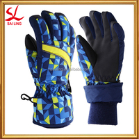 Super Quality Cheap Kids Snowboard Gloves For Sports